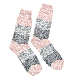 """Gray stripes Alpaca"" COOLor socks -3 броя"