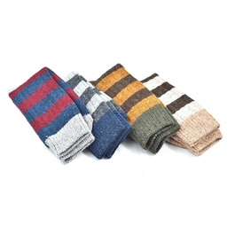 ",,Nice stripes melange Alpaca"" COOLor socks 4 броя"