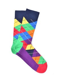 """Checkered"" COOLor Socks"