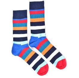 """Sunset"" COOLor Socks"