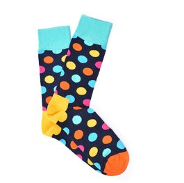 """The Autumn Dots"" COOLor Socks"