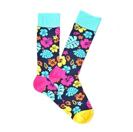 """Hawaii Blossom"" COOLor Socks"
