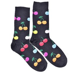 """Cherry Blend"" COOLor Socks"