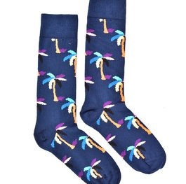 """Palms"" COOLor Socks"