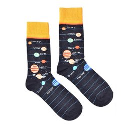 """Solar System"" COOLor Socks"