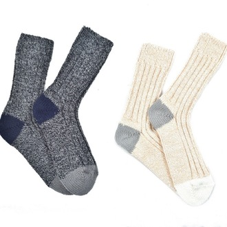 """ Day & Night Alpaca""  COOLor socks 2 броя"