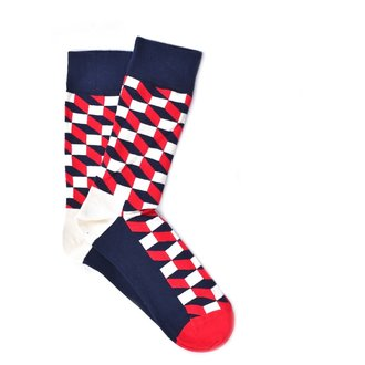 """Stereometry"" COOLor Socks"