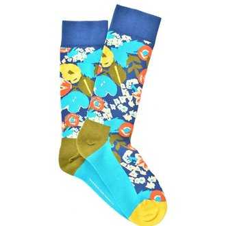 """Aloha"" Color Socks"