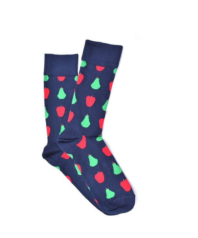 """Pears"" COOLor Socks"