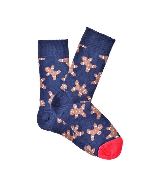 """Ginger Cookies"" COOLor Socks"
