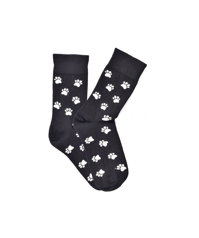 """White Paws"" COOLor Socks"